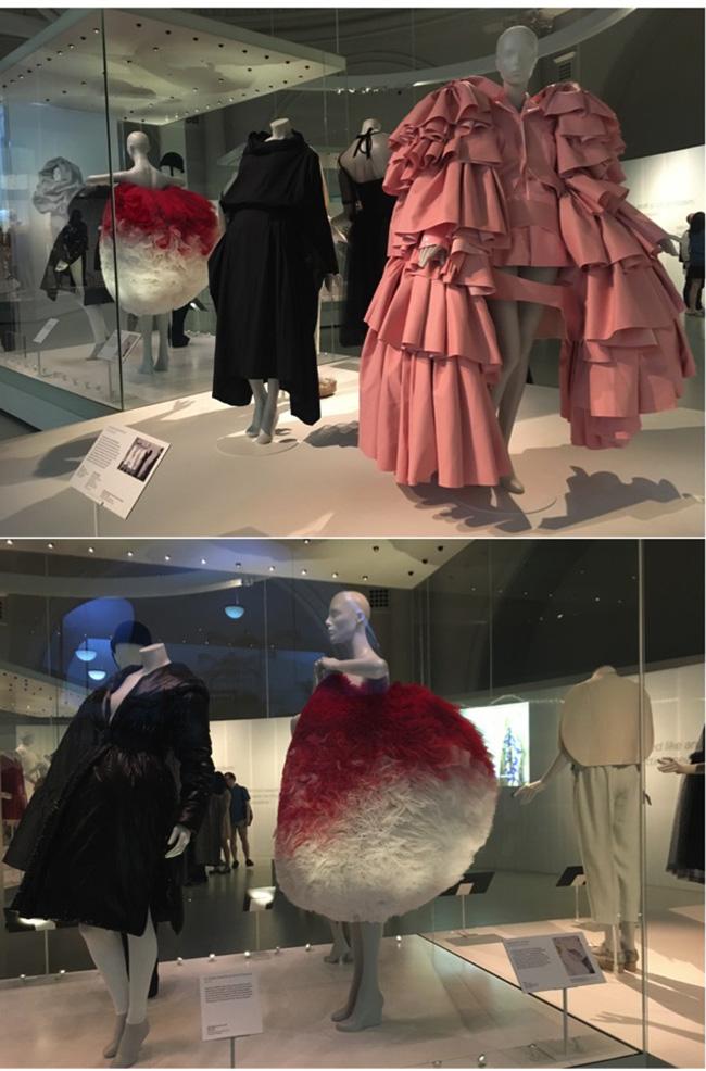 BALENCIAGAが影響を受けたデザイナーによるコレクション