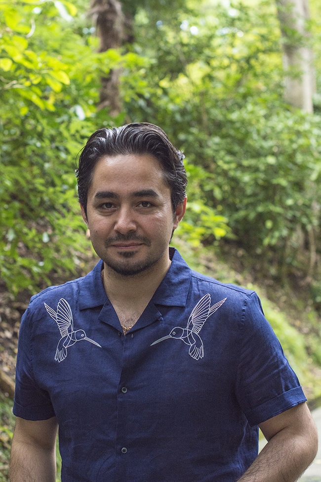 カーリド:シェルワン・ハジ